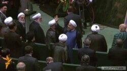 Սերժ Սարգսյանը ներկա է եղել Իրանի նախագահի երդմնակալությանը
