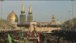 Ashura in Karbala, Iraq