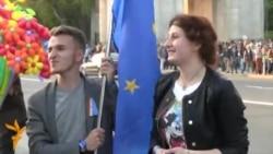 «Світ у відео»: Молдова святкує безвізовий режим із ЄС