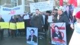 В Бишкеке активисты потребовали проведения судебной реформы