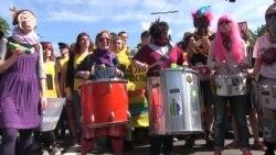 Як проходив «Марш рівності» в Києві (відео)