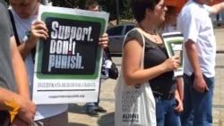 У Києві просили підтримати, а не карати наркозалежних