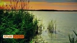 Куда пропадает вода из крымских озер? | Крым.Реалии ТВ (видео)
