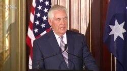 Тиллерсон призвал страны Персидского залива устранить разногласия