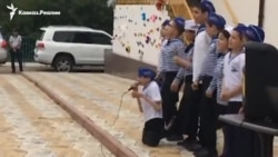 В Махачкале необычные дети поют о дружбе и радости