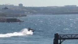 Rusiya Qara dənizdə hərbi təlimlərə başlayıb