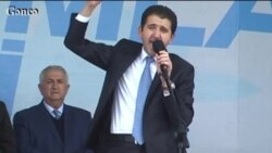 Gəncədə İlham Əliyevə dəstək konserti keçirilib