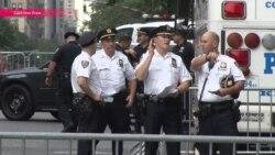 Взрыв в Нью-Йорке: полиция разыскивает мужчину, снятого камерами наблюдения