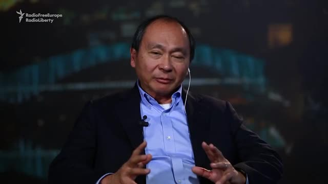 Fukuyama Says Greater Regulation Of Capital Markets Is Necessary