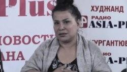 """Юлдуз Усмонова: """"Тоҷикистон бароям мисли ватан аст"""""""