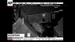 Thermal Imaging Finds Dzhokhar Tsarnaev
