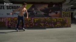 Skaterii, pericol public