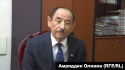 Абдухалим Гаффорзода