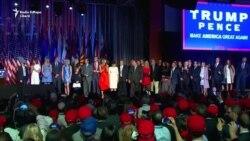 Donald Trump și-a anunțat victoria