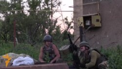 Dramatic Battles Rock Ukrainian Village