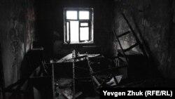 درنتیجۀ آتشسوزی دیروز (پنجشنبه) در خارکییف اوکراین ۱۵ تن جان باختند.