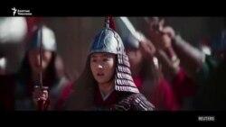 Кыргыздар катышкан «Мулан» тасмасы сынга кабылды