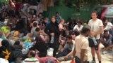 Afghan Migrants Struggle On Greek Island