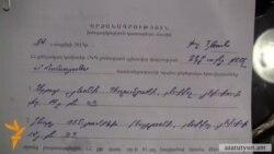 Խուզարկություններ «Հիմնադիր խորհրդարան»-ում. Սեֆիլյանը և այլոք բերման են ենթարկվել