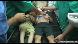 Ötən gecə İsrail bombardmanında yenə tələfat olub, uşaqlar yaralanıb
