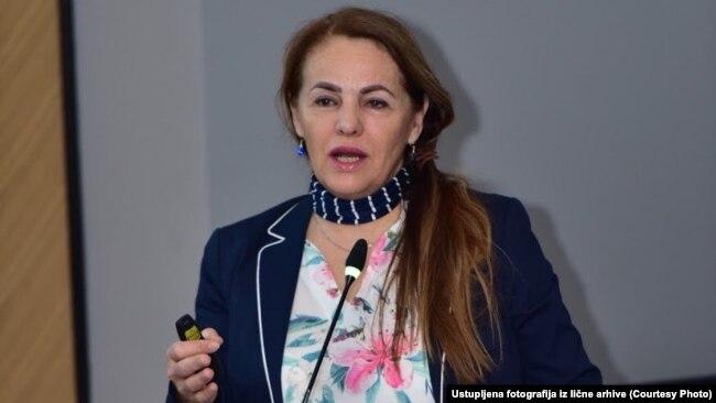 """Zdenka Gojković (na fotografiji) kaže kako """"treba izbjeći takav način nabavke i to crno tržište, da pacijenti imaju to dostupno na recept ljekara"""""""