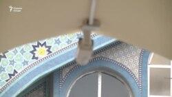 В центральной мечети Душанбе установили камеры наблюдения
