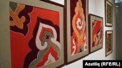 Күн мозаикасында татар орнаментлары