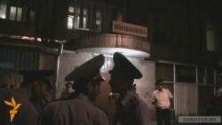 Активисты АНК доставлены в полицейский участок