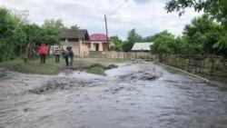 Selin Zaqatalanın kəndlərinə vurduğu fəsadlar