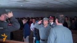 أخبار مصوّرة 7/11/2013: من مسيرات للاحتفال بالذكرى السنوية الثورة البلشفية لدورات الكمبيوتر الشرطة في أفغانستان
