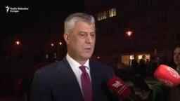 Tači: Ton srpske delegacije bio je agresivan