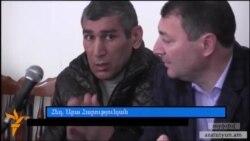 Ղարաբաղում ցմահ դատապարտված դիվերսանտը հնարավոր է դիմի Բակո Սահակյանին