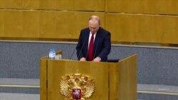 Путин принимает предложение Валентины Терешковой