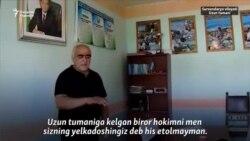 МФЙ раиси: Шавкат Миромонович, мунаввар юзингизни кўрсам, муборак қўлингизни ушласам бу мен учун бахт