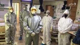 خانواده و همکاران داکتر حنیف تا هنوز آزمایش ویروس کرونا نشدهاند