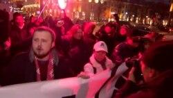 У Мінську протестували проти «податку на дармоїдство» (відео)