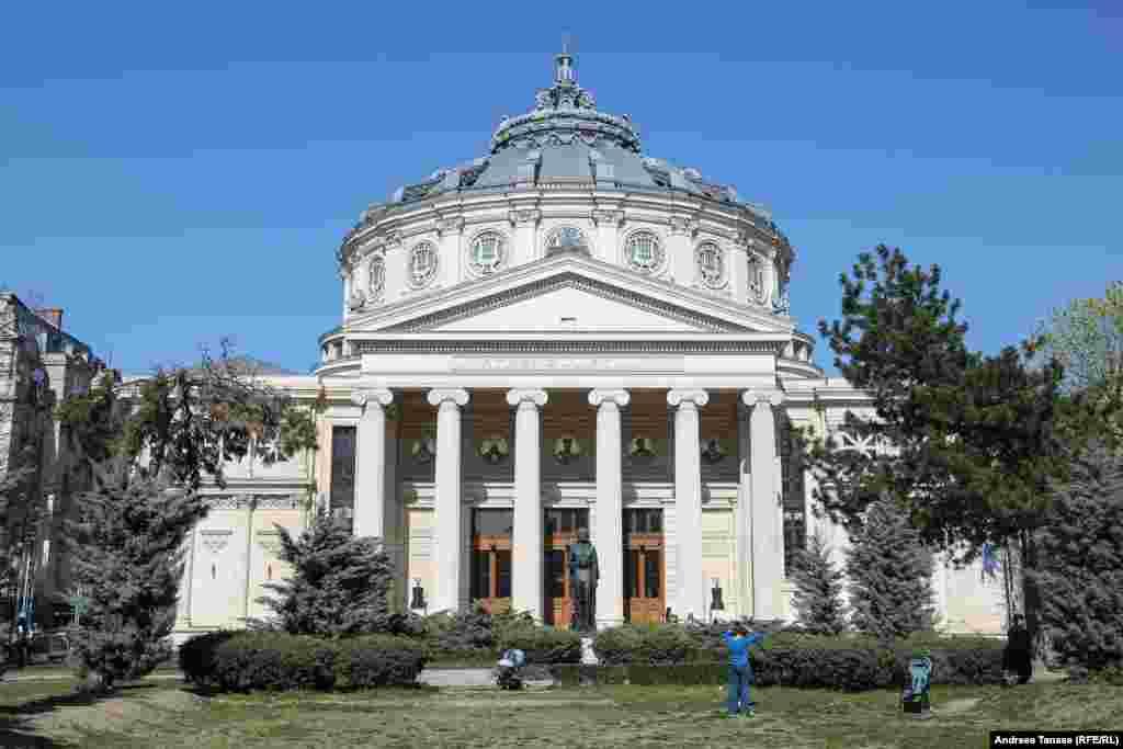 Romanian Athenaeum, 12.04.2021