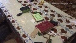 Новые обыски в Крыму: задержан Аблялим Аблямитов (видео)