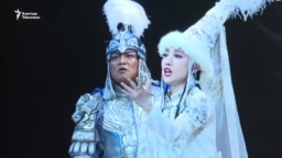 «Манас» Бишкекте кытайча жаңырды