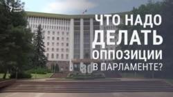 Молдова после выборов. Какой должна быть оппозиция в парламенте?