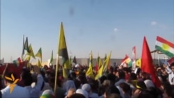 Kurds Protest In Irbil