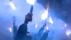 StopWarStopPutin та смолоскипові марші. Україна на Покрову (відео)