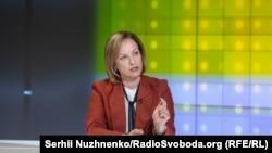 Марина Лазебна, міністр соціальної політики України