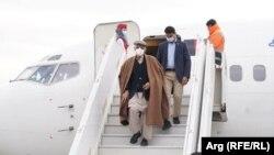 سفر رئیس جمهور غنی به کندهار