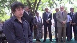 Георгий Кошлаков дар Душанбе ба хок супурда шуд
