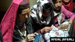 Әфганстандагы хатын-кызлар