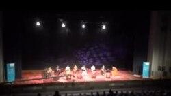 حفل خيري للمغني الكردي عدنان كريم