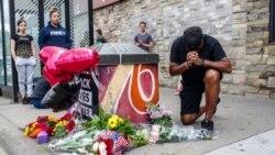 В Миннеаполисе продолжаются протесты из-за гибели афроамериканца при аресте