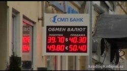 Rubl dəyərini rekord həddə itirib