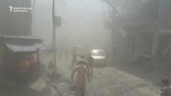 Bomb Blast Kills Many In Northwestern Pakistan
